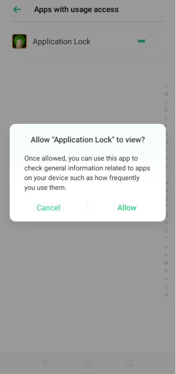 Screenshot of Jio Phone Fingerprint APK
