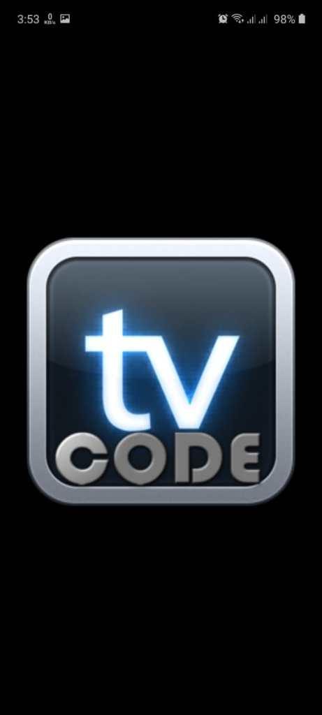 Screenshot of Code TV Plus Apk