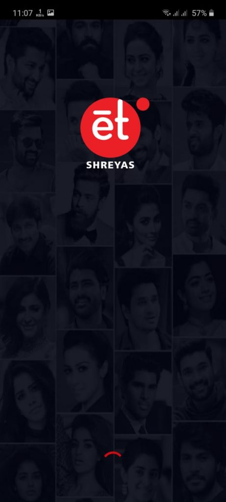 Screenshot of Shreyas Et
