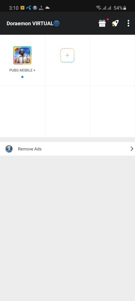 Screenshot of Doraemon Virtual Download