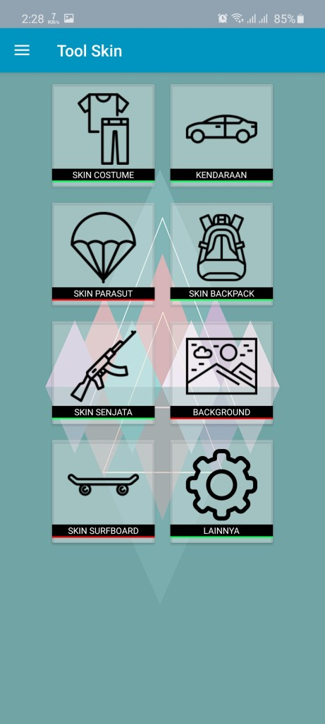 Tool Skin Apk V1 5 Download For Android Free Fire Skins
