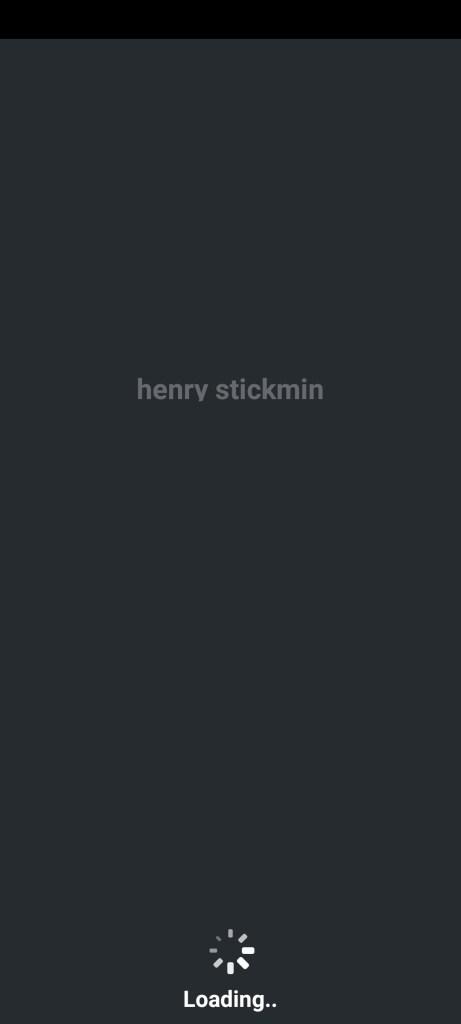 Screenshot of Henry Stickmin Collection