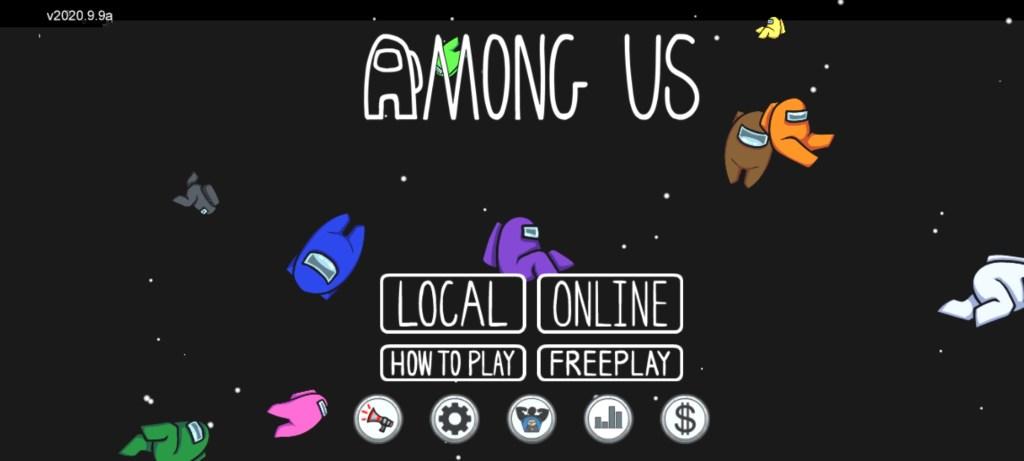Screenshot of Among Us All Pets And Skins