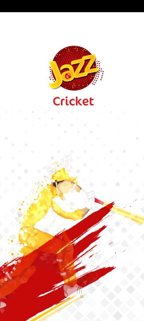 Screenshot of Jazz Cricket