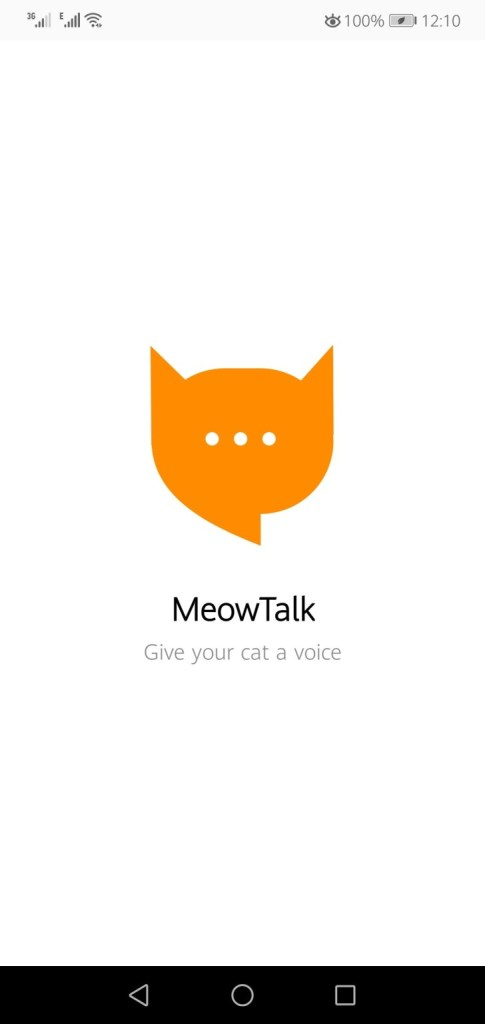 Screenshot of Meow Talk For Android