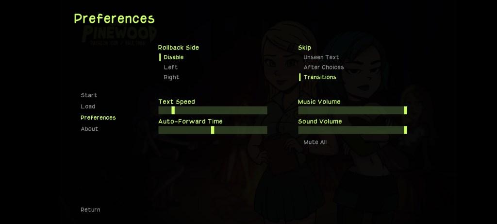 Screenshot of Camp PineWood Mod Apk