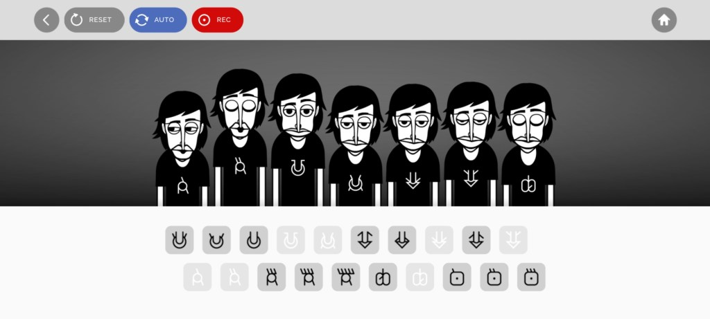 Screenshot of Incredibox Mod Apk