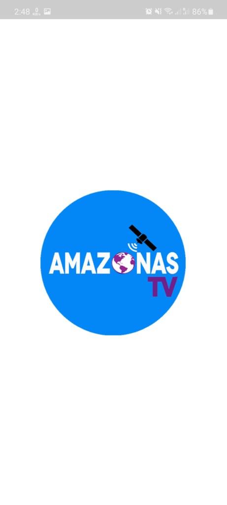 Screenshot of Amazonas TV