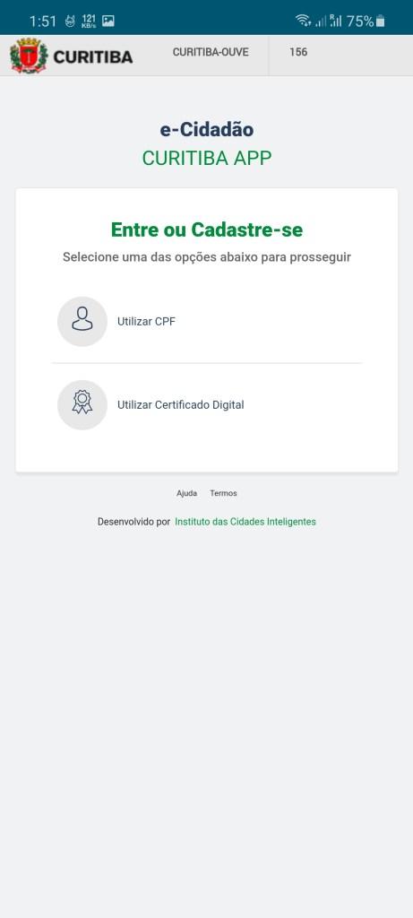 Screenshot of Curitiba Apk