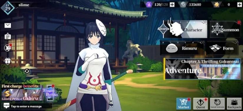 Screenshot of Tensura King of Monster Download