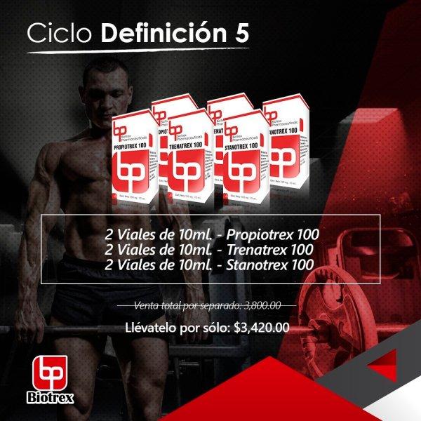 Biotrex Ciclo Definición5