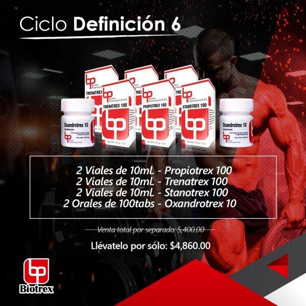 Biotrex Ciclo Definición6