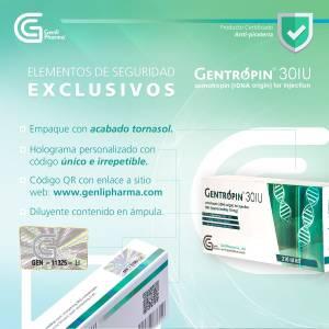 Gentropin 210 ui GENLI