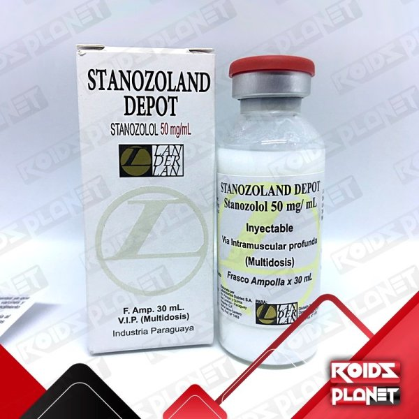 STANOZOLAND DEPOT 30 ML