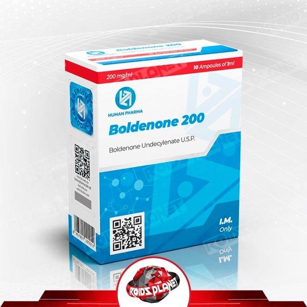 HumanRoids Boldenone