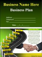 Business Plan Cover Page 4