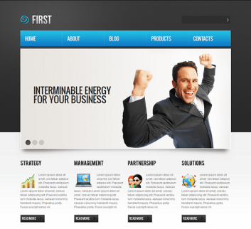 Business Template 10