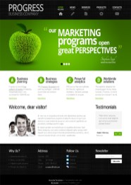 Business Template 11