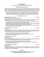 Customer Service Resume Format 10