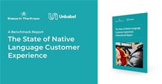 The State of Native Language Customer Experience