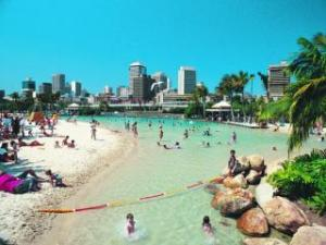 City beach brisbane