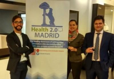 Los organizadores del Health 2.0 Madrid: Big Data en Sanidad