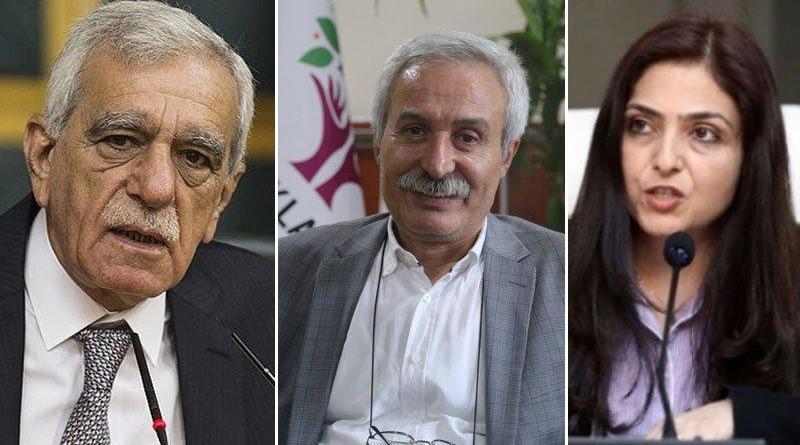 Turquía: 3 alcaldes kurdos destituidos de su cargo