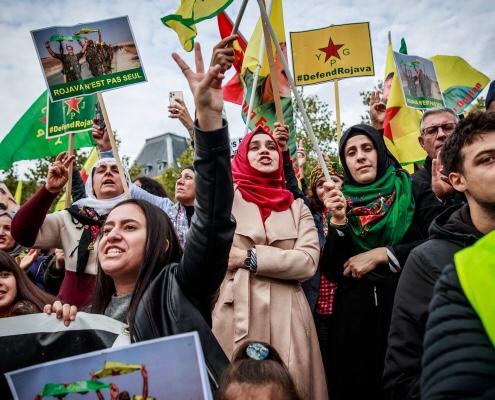 [INFORME] El sistema democrático del norte y este de Siria
