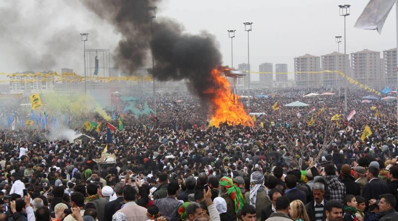 Abdullah Öcalan y el espíritu del Newroz