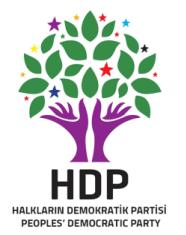 Comunicado del Partido Democrático de los Pueblos [HDP] en relación al «Caso Kobane»