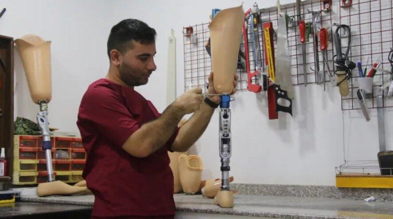 «Nuestro principal objetivo es desarrollar estructuras locales autónomas» – Agid Brahim, Federación de Personas Heridas