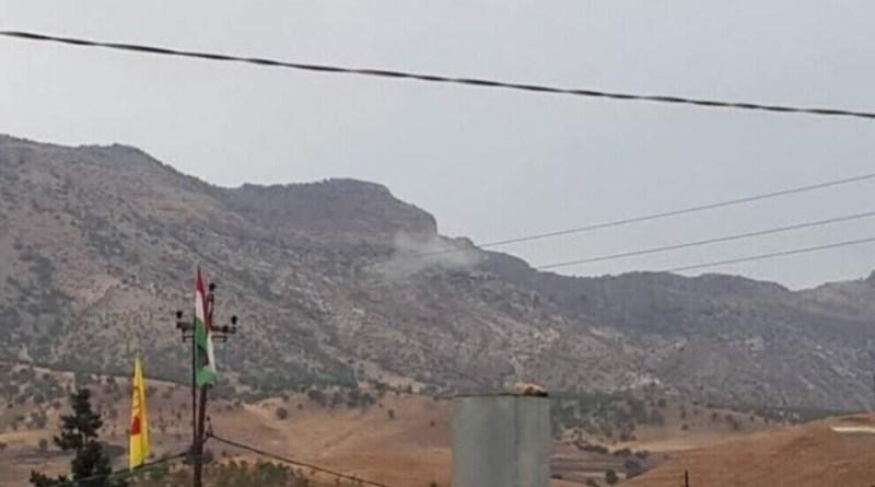 Turquía es acusada de utilizar de nuevo «agentes químicos» en su guerra contra los kurdos