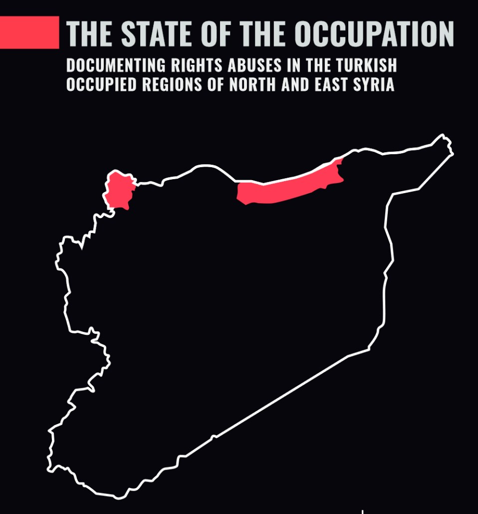 State of the Occupation: A New Quarterly Report on Rights Violations in Turkish-Occupied NES