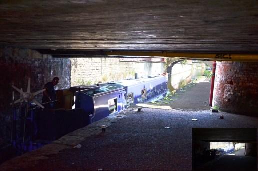 Nb Parvarthi under Bridge St.