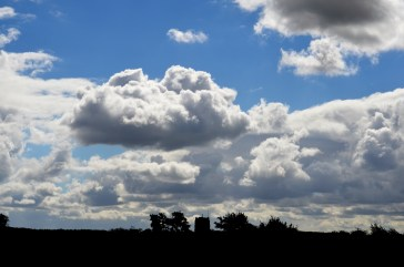 Sky over Saint Anne's