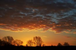 I like my sunrises, don't I?