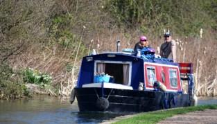 "Narrowboat ""Piglet"""