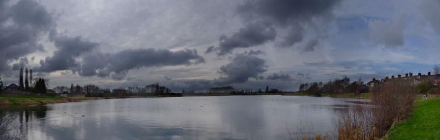 Pond - East end