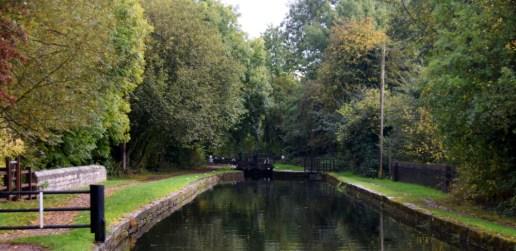 Aqueduct and Boundary Lock