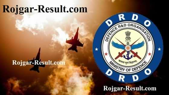 DRDO Recruitment DRDO Notification DRDO Job Vacancy