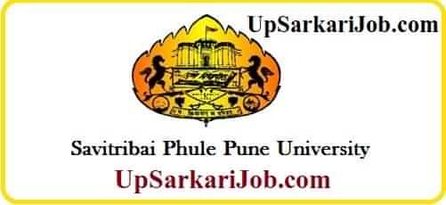 SBPPU Recruitment SBPPU Notification Savitribai Phule Pune University Recruitment