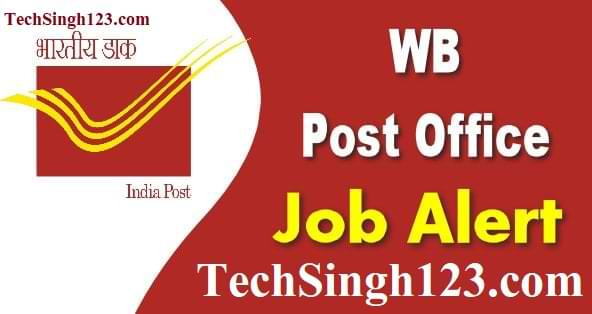 West Bengal Post Office Recruitment WB GDS Recruitment