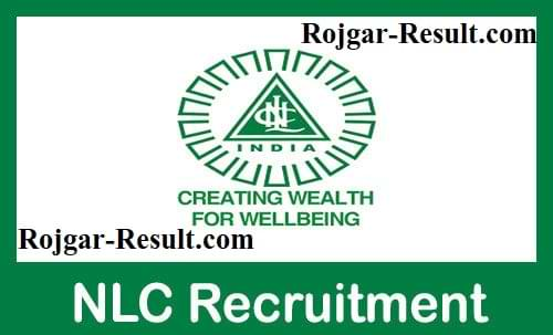 NLC India Limited Job Recruitment NLC India Vacancy