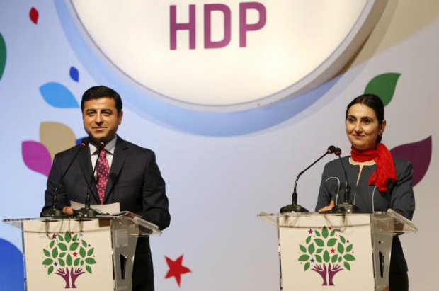 HDP Co-Presidents