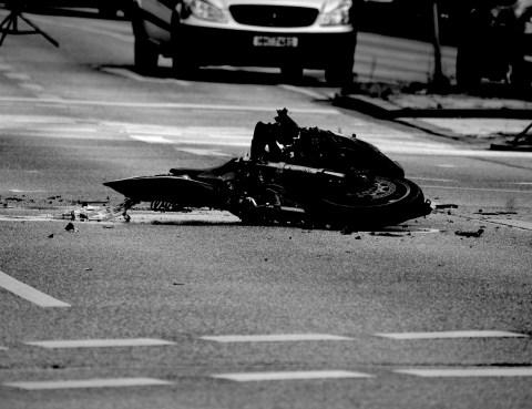 Accidente de circulación por imprudencia grave