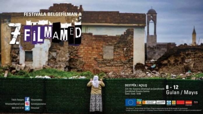 Diyarbakir: Inauguration de la 7ème édition du Festival de film documentaire FilmAmed