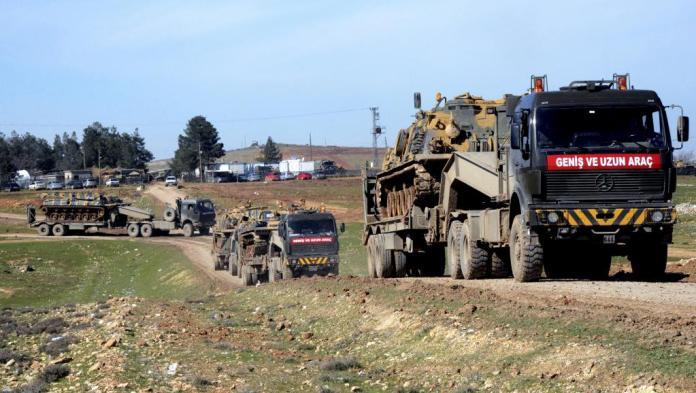 L'armée turque intensifie son occupation sur le sol syrien