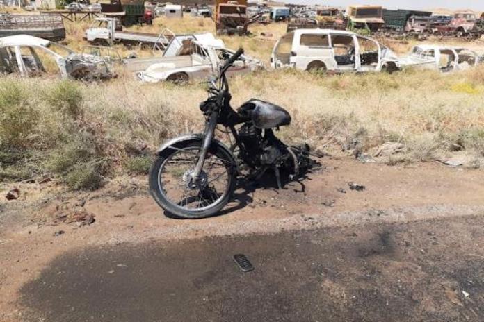 Explosion d'une moto piégée à Hassakê