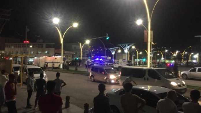 Explosion à Cizre: de nombreux gardiens de quartier blessés