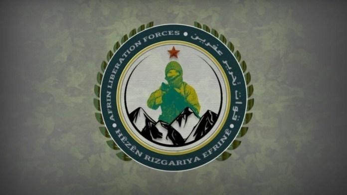 Afrin: Les FLA répliquent aux attaques de l'armée turque
